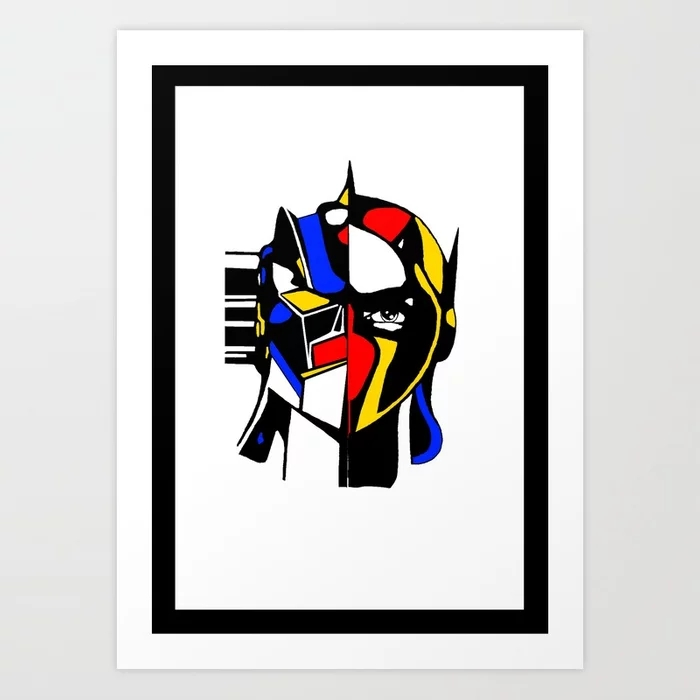 when-mondrian-met-actarus-prints